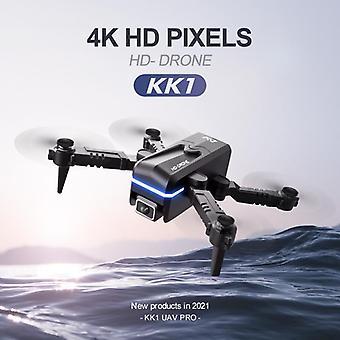 Kk1 Mini Drone 4k Hd Kamera Profesional Rc Drones Wifi Fpv Dron Hračka Rc Quadcopter| RC kvadrokoptéra