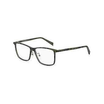 Italia Independent - Acessórios - Óculos - 5600A-035-000 - Unisex - darkolivegreen,preto