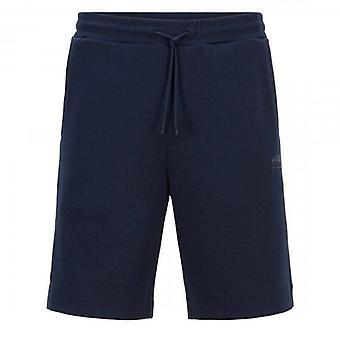 Boss Green Hugo Boss Headlo Navy Jogging Shorts 50455087