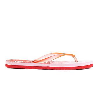 4F KLD003 H4L21KLD003CZERWONY vand sommer kvinder sko