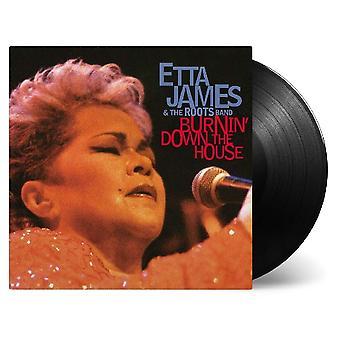 Etta James - Burnin Down The House Vinyl