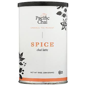 Pacific Chai Mix Chai Latte Spice, Case of 6 X 10 Oz