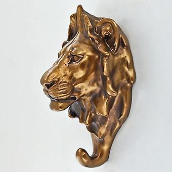 BE Lion Vägg Kappa Krok H21cm