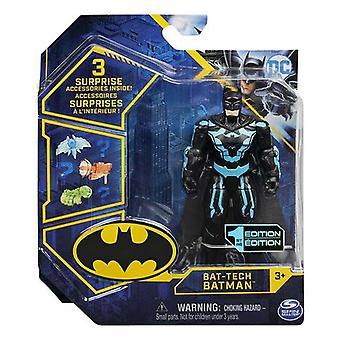 Figure Bizak Bat Tech Batman (10 cm)