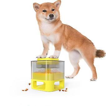Koiranruoka syöttölaite lemmikkieläinten tarvikkeet kissan syöttö katapultti koulutus koira lelut lemmikki toimittaa ruoka-annostelija vain yksi snap tulee ruokaa