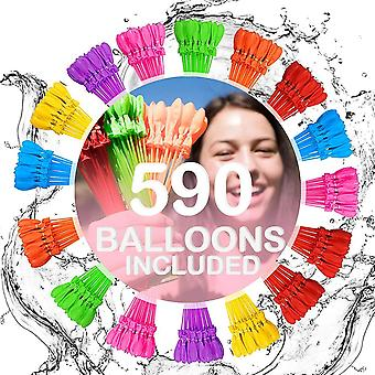 Children Water Balloon Boys And Girls Adult Party Easy And Fast Summer (multicolor Ptst)