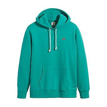 Levi'S New Original Hoodie 345810014 uniwersalne bluzy męskie całoroczne