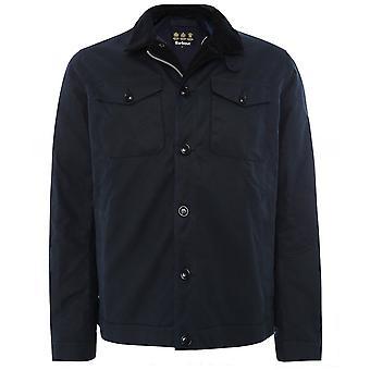 Barbour vokset vest jakke
