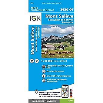 Mont Saleve / St-Julien-en-Genevois / Annemasse: 2017