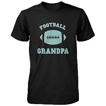 Fotboll morfar grafiska skjortor söt jul gåvor idéer för farfar