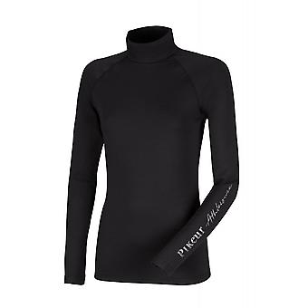Pikeur Abby Womens Long Sleeved Roll Neck - Black