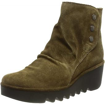 Fly London Brom344 Leather Ankle Boot