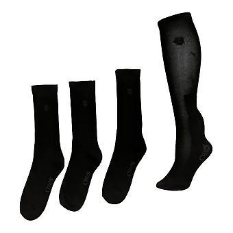 Chaps Socken 2-Pk Pima Baumwollmischung Performance Casual
