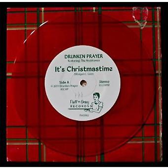 Drunken Prayer - It's Christmastime! [Vinyl] USA import