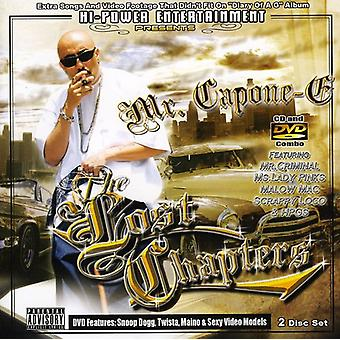 Mr. Capone-E - Mr. Capone-E the Lost Chapters [CD] USA import