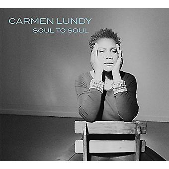 Carmen Lundy - själ till själ [CD] USA import