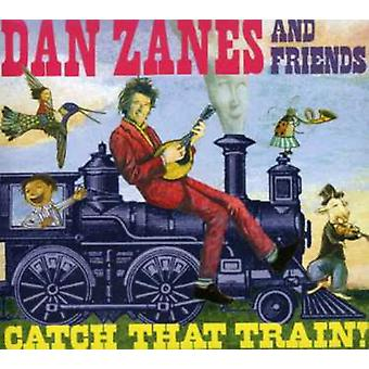 Dan Zanes & Friends - Catch That Train! [CD] USA import