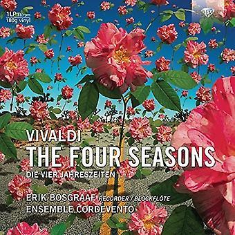 Erik Bosgraaf - Vivaldi: Importação de EUA Four Seasons [vinil]