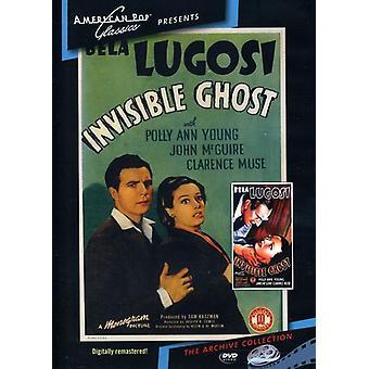 Fantasma invisible (1941) importar de Estados Unidos [DVD]