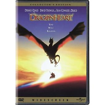 DragonHeart [DVD] USA import