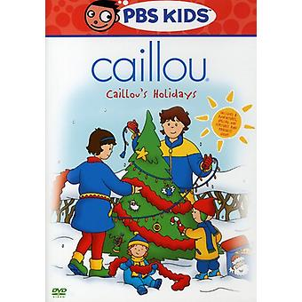 Caillou - Caillous semester [DVD] USA import