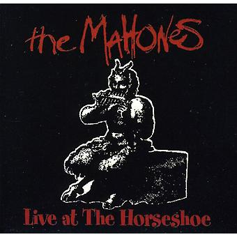 Mahones - Live at the Horseshoe [CD] USA import