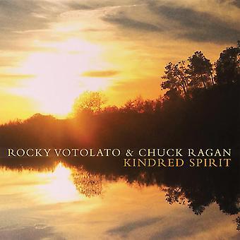 Votolato, Rocky / Ragan, Chuck - Kindred Spirit [CD] USA import
