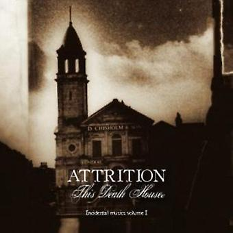 Attrition - This Death House [CD] USA import