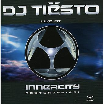 Tiesto - Live at Innercity [CD] USA import