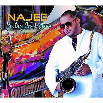 Najee - Poetry in Motion [CD] USA import