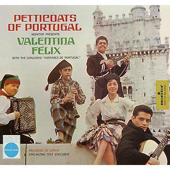 Valentina Felix - Petticoats of Portugal [CD] USA import
