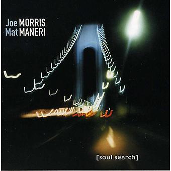 Morris/Maneri - Soul Search [CD] USA import