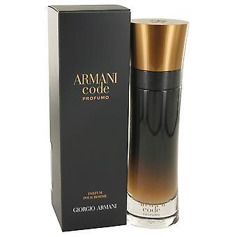 Giorgio Armani Armani koodi Eau de Parfum 110ml EDP Profumo Spray miehille