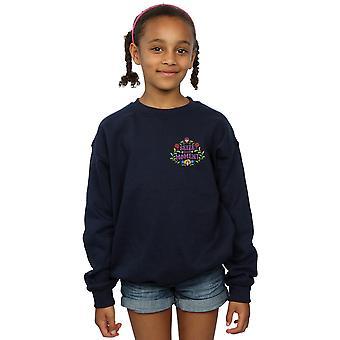 Disney Mädchen Coco nutzen Ihre Moment Sweatshirt