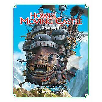 Howls Moving Castle Bilderbuch von Hayao Miyazaki