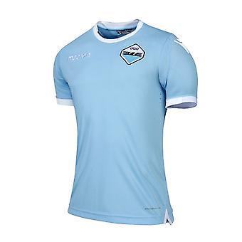 2017-2018 Lazio Authentic Home Football Shirt (Kids)