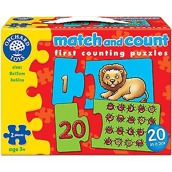 Orchard Toys Match & Count