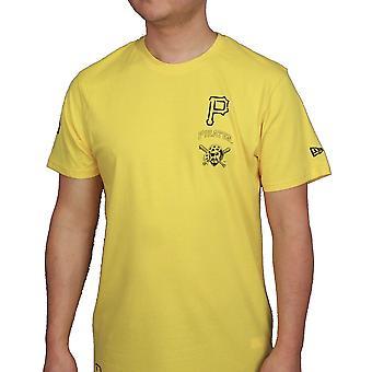 Ny æra og MLB nætter alle Pop T-Shirt ~ Pittsburgh Pirates