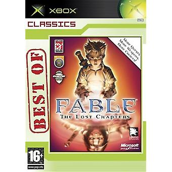 Fable The Lost Chapters - Best of Classics (Xbox) - New