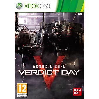 Armoured Core Verdict Day (Xbox 360) - New