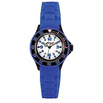 Scout barn klocka silikon klocka cool athletic blå pojkar pojkar Watch 280303019
