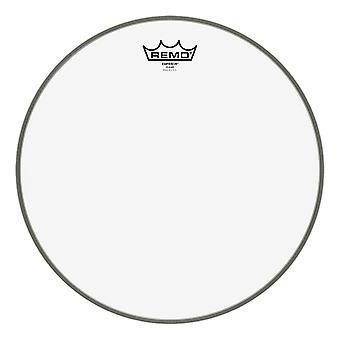 Remo-03 être empereur Clear Drum Head - disponible en 10