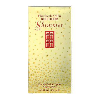 Elizabeth Arden Red Door Shimmer EAU de Parfum Spray 3.4 oz/100ml nou în cutie