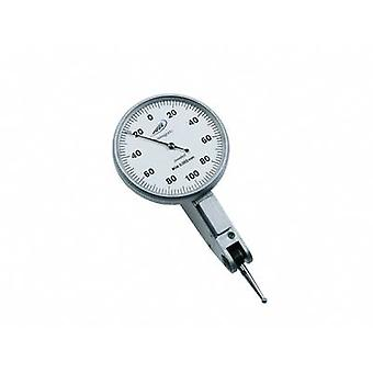 HELIOS PREISSER 0715303 hefboom meter 0,2 mm aflezing: 0,002 mm