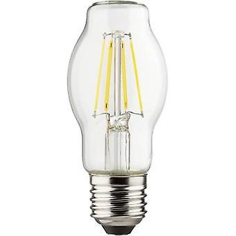 Müller-Licht 400210 LED (monochrome) EEC A++ (A++ - E) E27 Battery 7 W = 60 W Warm white (Ø x L) 46 mm x 107 mm dimmable, Filament 1 pc(s)