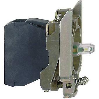 Schneider Electric ZB4BVB1 lys pære holder + feste adapter, + pære holder hvit 24 V DC, 24 V AC 1 PC (er)