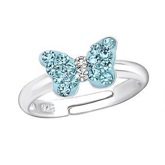 Butterfly - 925 Sterling Silver Rings - W18908X