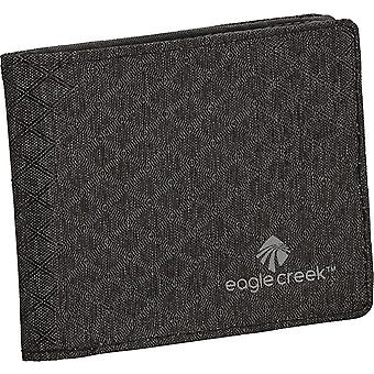 Eagle Creek RFID Bi-Fold Wallet - Black/Charcoal