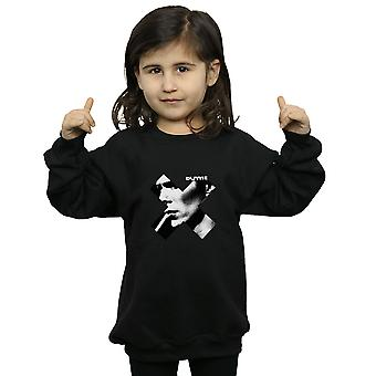 David Bowie Girls Cross Smoke Sweatshirt