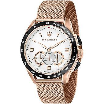 MASERATI - watch - mens - CHRONOGRAPH TRAGUARDO - R8873612011